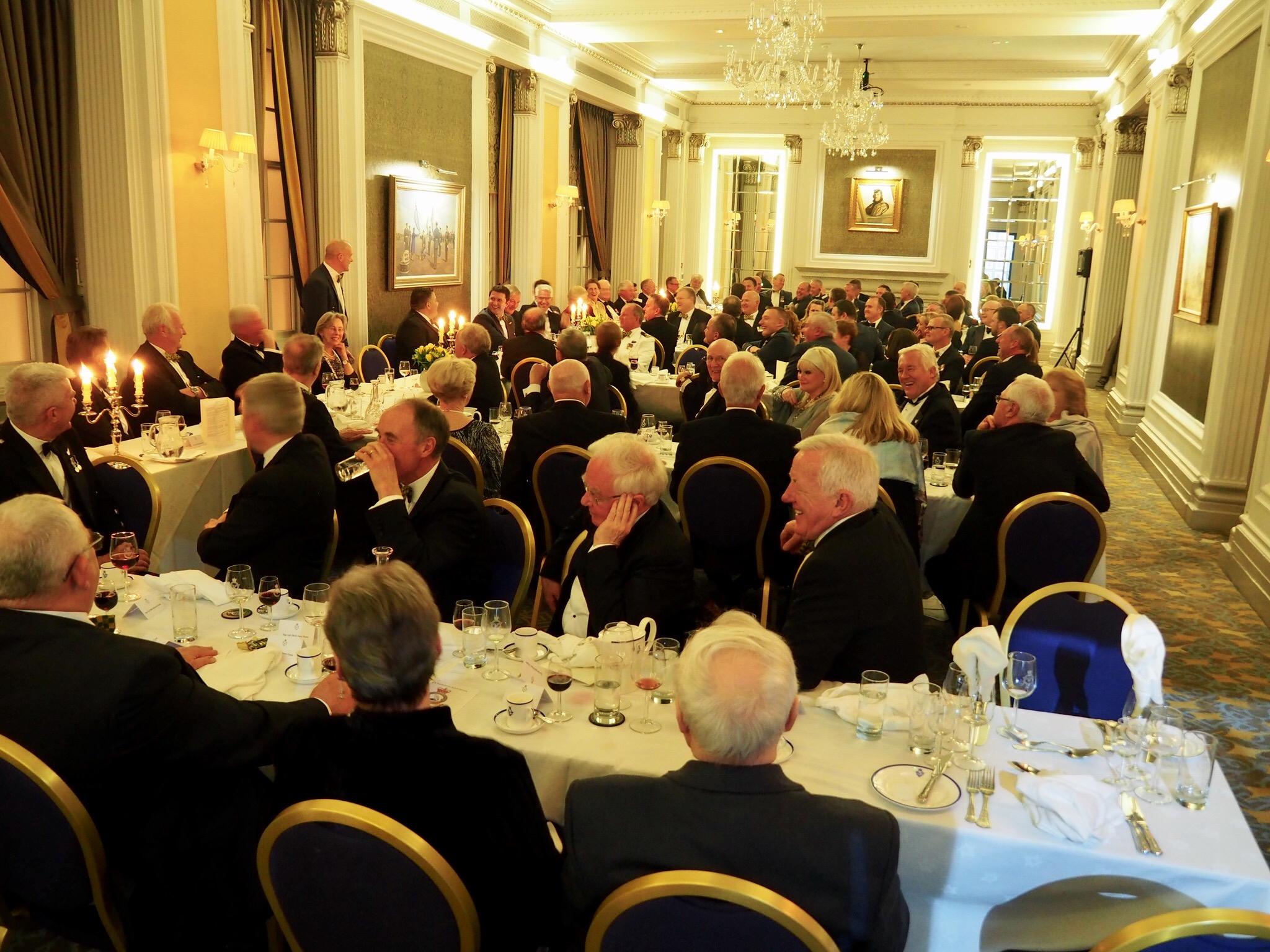 Image of the RAF Club Ballroom event area